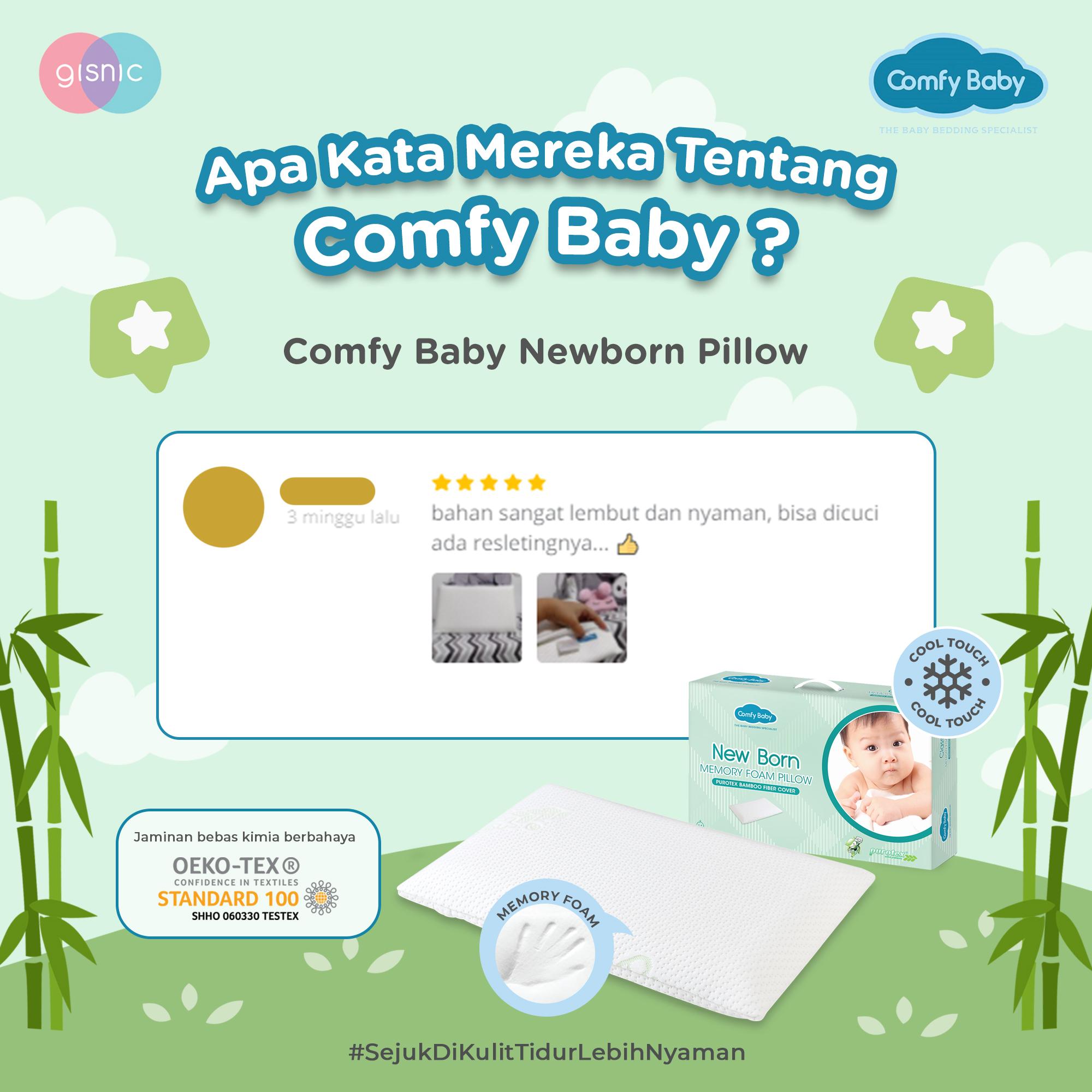Comfy Baby Viskon Senin 24 Mei 2